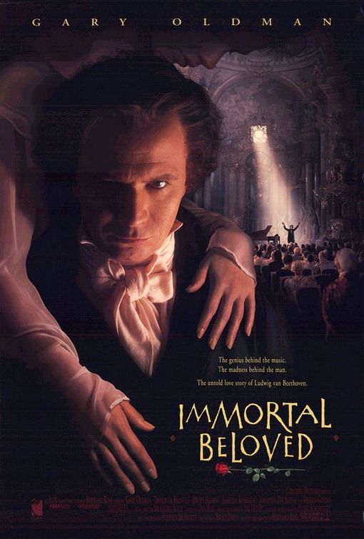 the film beloved and the life of ludwig van beethoven Gary oldman is absolutely phenomenal here as ludwig van beethoven but the beloved is a beautifully acted and told film beethoven's life.